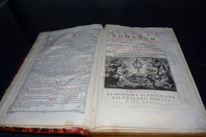 Missale Romanum, kerk Thorn